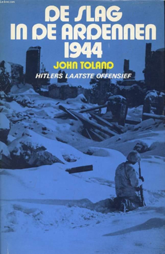 DE SLAG IN DE ARDENNEN, 1944