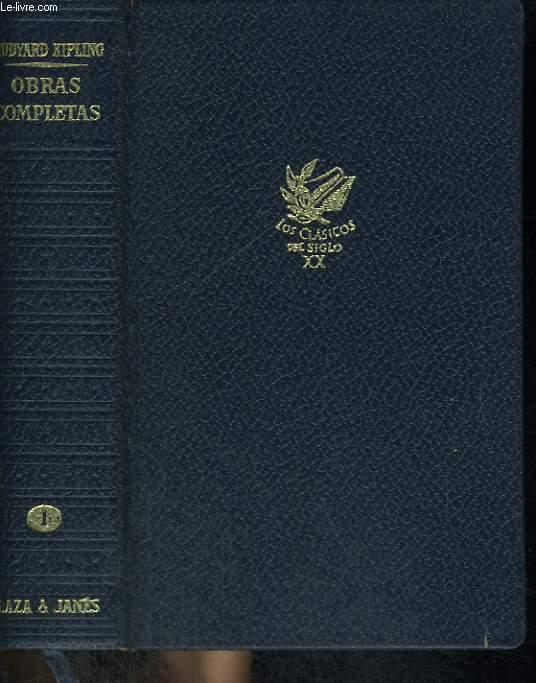 OBRAS COMPLETAS, TOMO I