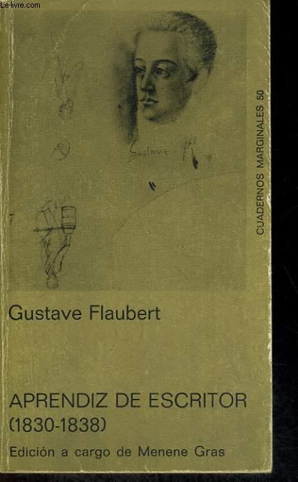 APRENDIZ DE ESCRITOR (1830-1838)