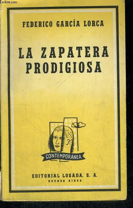 LA ZAPATERA PROGIDOSIA