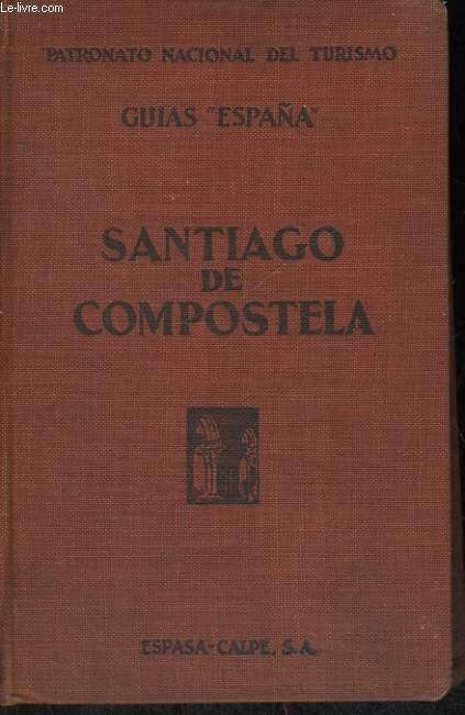 GUIA DE SANTIAGO DE COMPOSTELA
