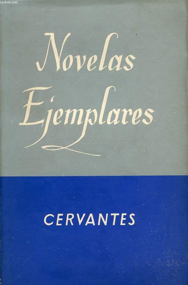 CERVANTES, NOVELAS EJEMPLARES