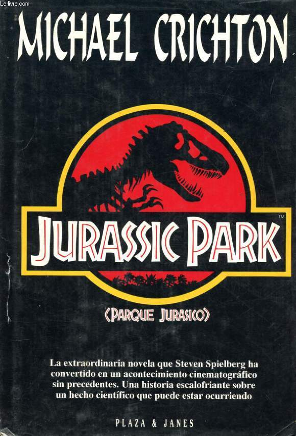 JURASSIC PARK (Parque Jurasico)