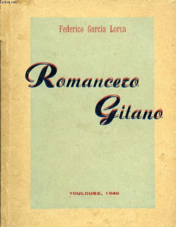 EL ROMANCERO GITANO
