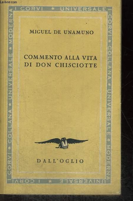 COMMENTO ALLA VITA DI DON CHISCIOTTE