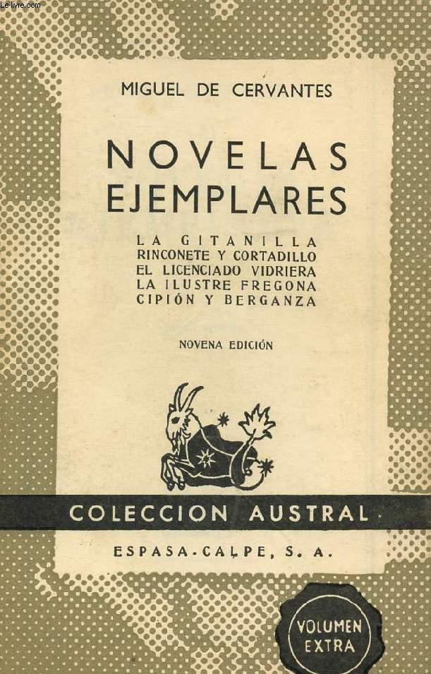 NOVELAS EJEMPLARES, COLECCIÓN AUSTRAL, N° 29