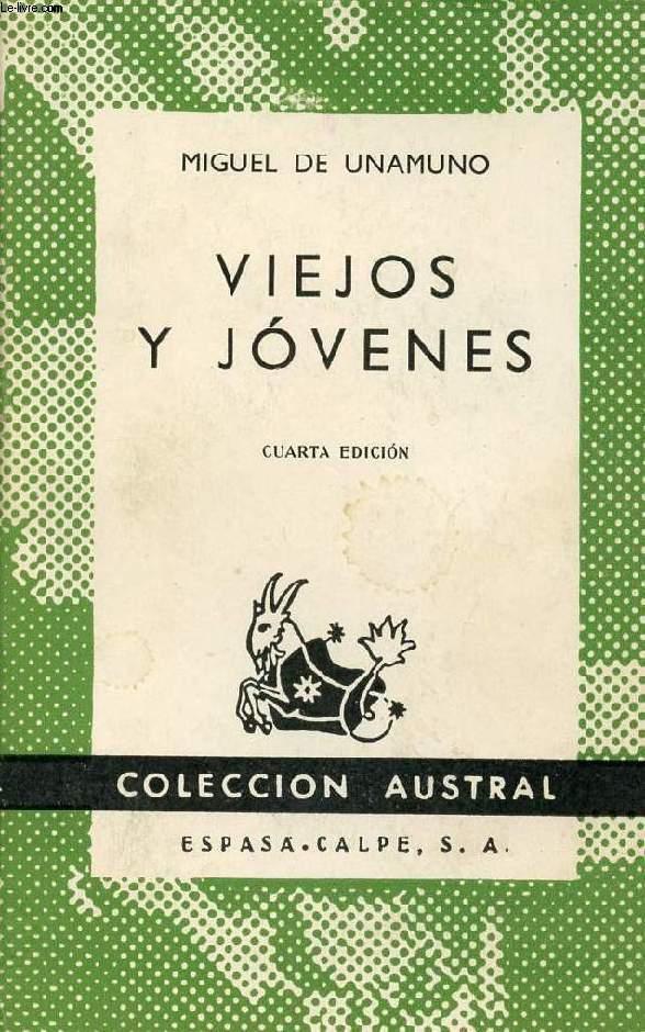 VIEJOS Y JOVENES, COLECCIÓN AUSTRAL, N° 478