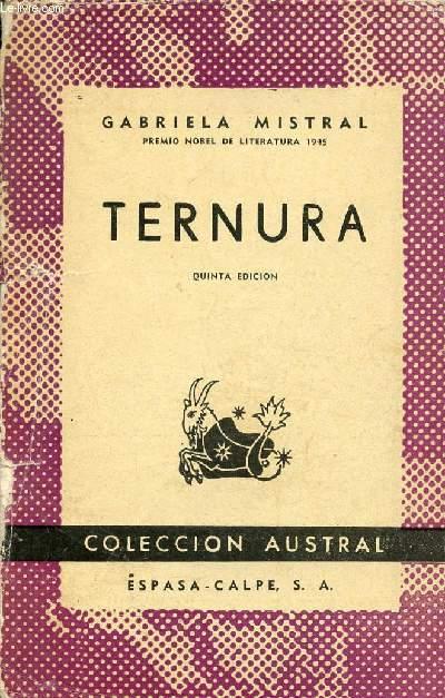 TERNURA, COLECCIÓN AUSTRAL, N° 503