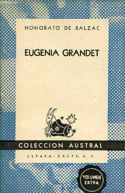 EUGENIA GRANDET, COLECCIÓN AUSTRAL, N° 793