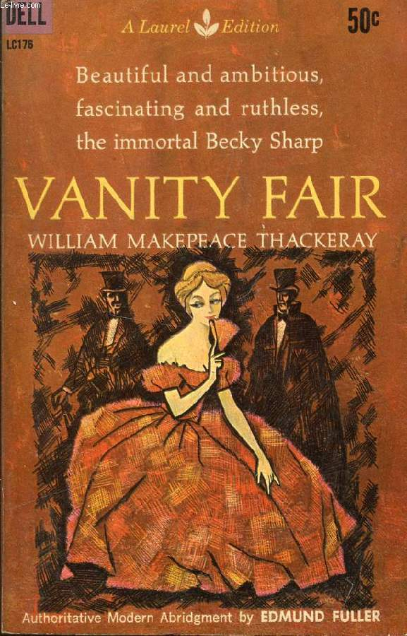 VANITY FAIR, A NOVEL WITHOUT A HERO