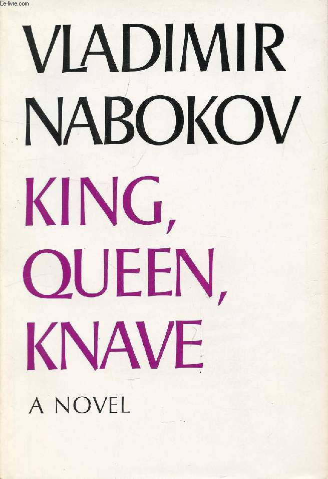 KING, QUEEN, KNAVE