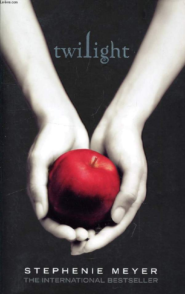 TWILIGHT / NEW MOON / ECLIPSE / BREAKING DAWN (LOT DE 4 VOLUMES)
