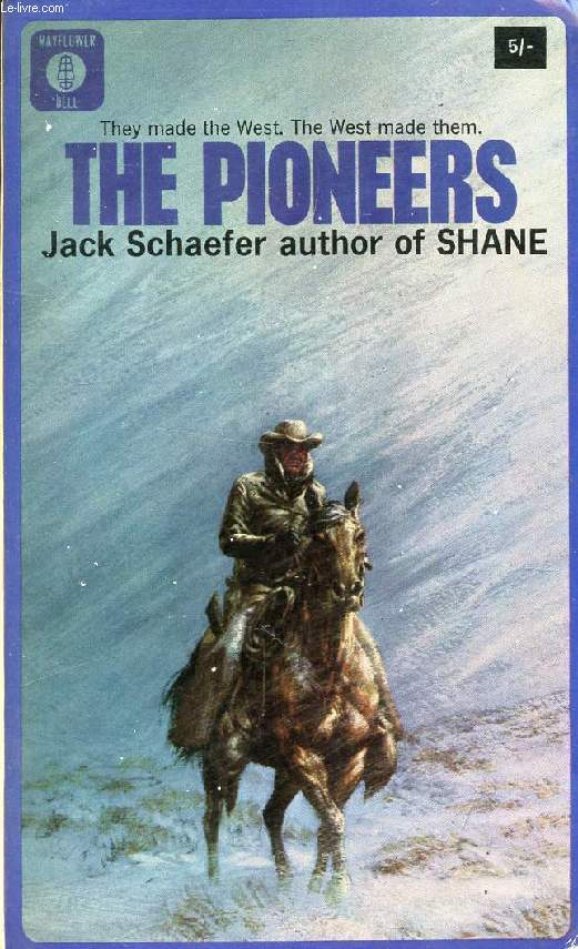 a brief overview of the plot of shane by jack schaefer