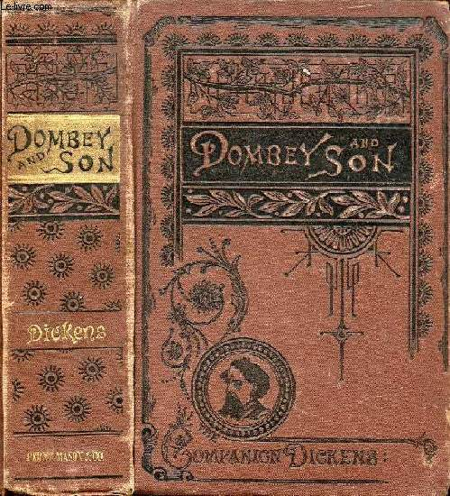 DOMBEY AND SON, 2 VOLUMES (IN ONE)