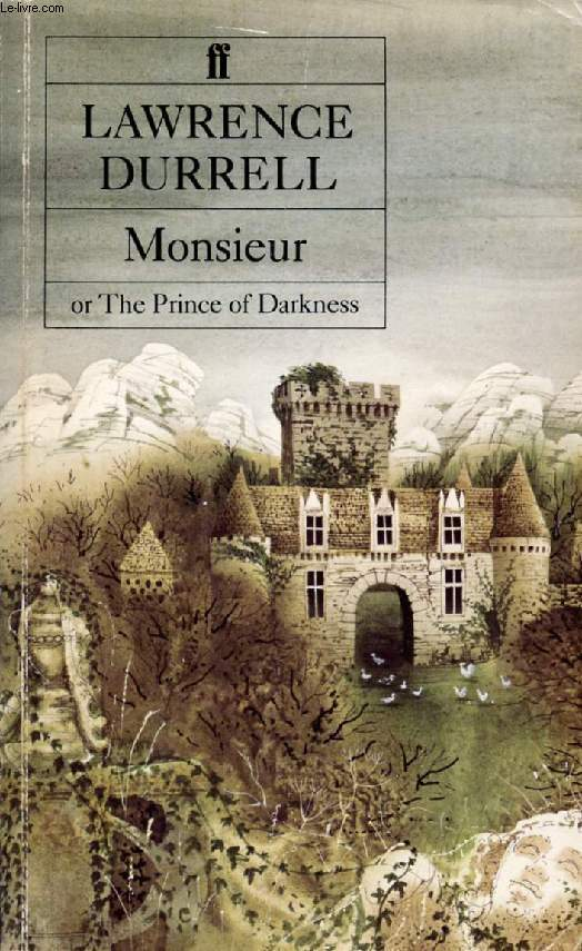 MONSIEUR, OR THE PRINCE OF DARKNESS