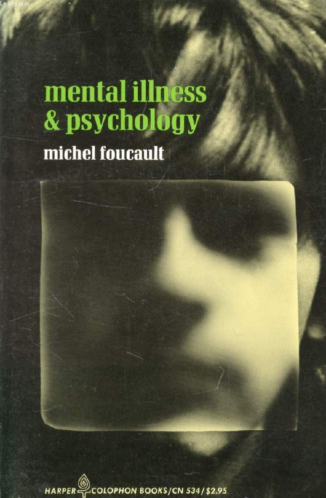 MENTAL ILLNESS & PSYCHOLOGY