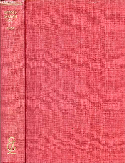 MIDDLEMARCH, VOL. I