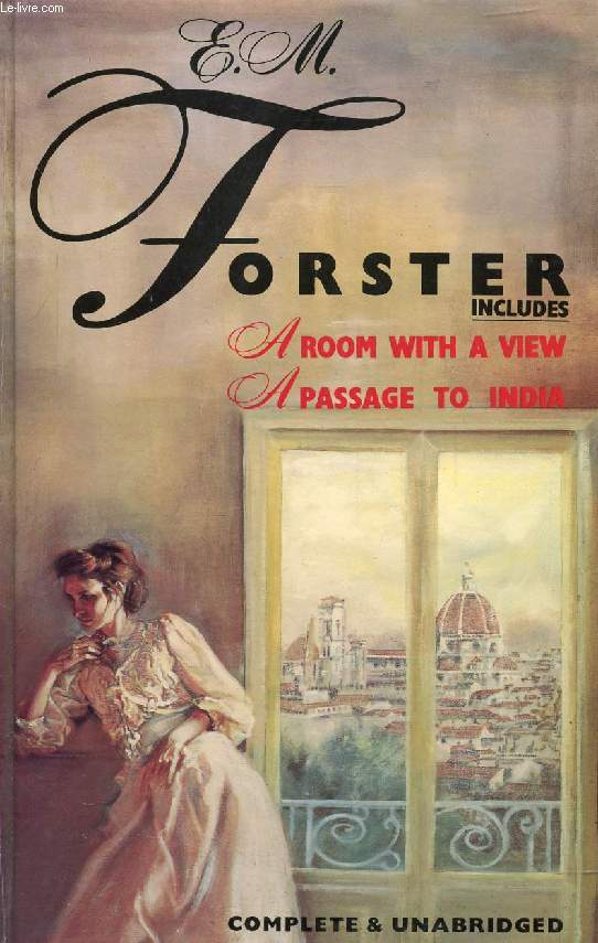 WHERE ANGELS FEAR TO TREAD / A ROOM WITH A VIEW / HOWARDS END / A PASSAGE TO INDIA
