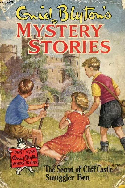 MYSTERY STORIES (The Secret of Cliff Castle, Smuggler Ben)