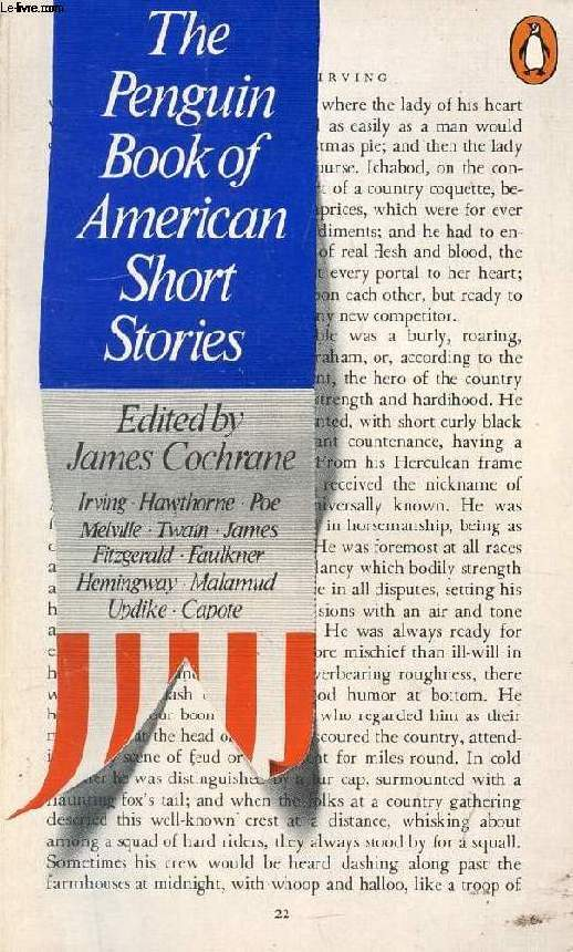 THE PENGUIN BOOK OF AMERICAN SHORT STORIES