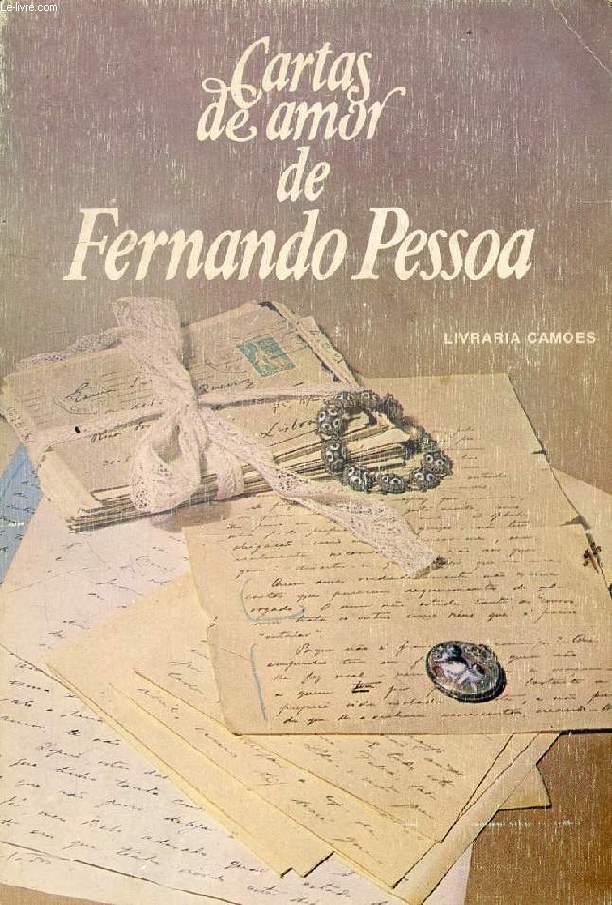 CARTAS DE AMOR DE FERNANDO PESSOA