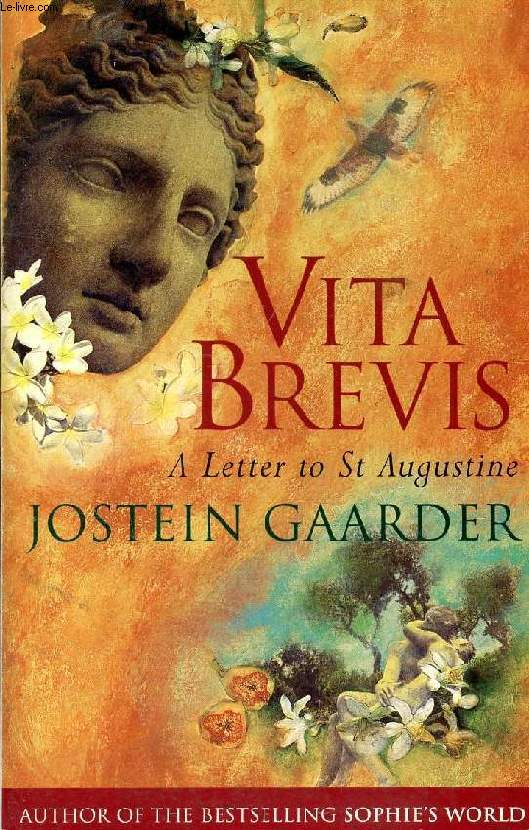 VITA BREVIS, A LETTER TO St AUGUSTINE