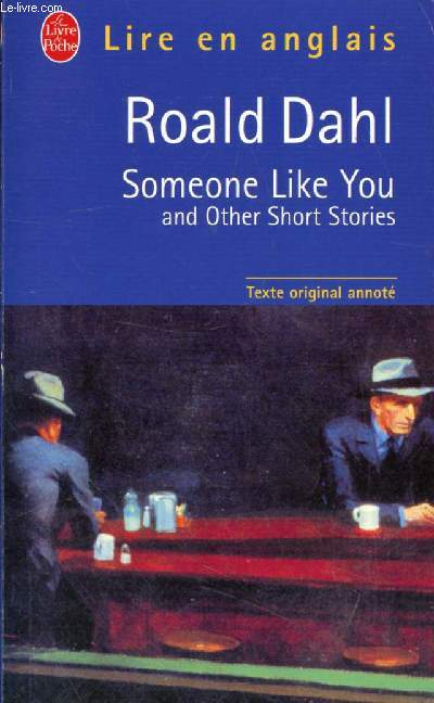 SOMEONE LIKE YOU, And other Short Stories