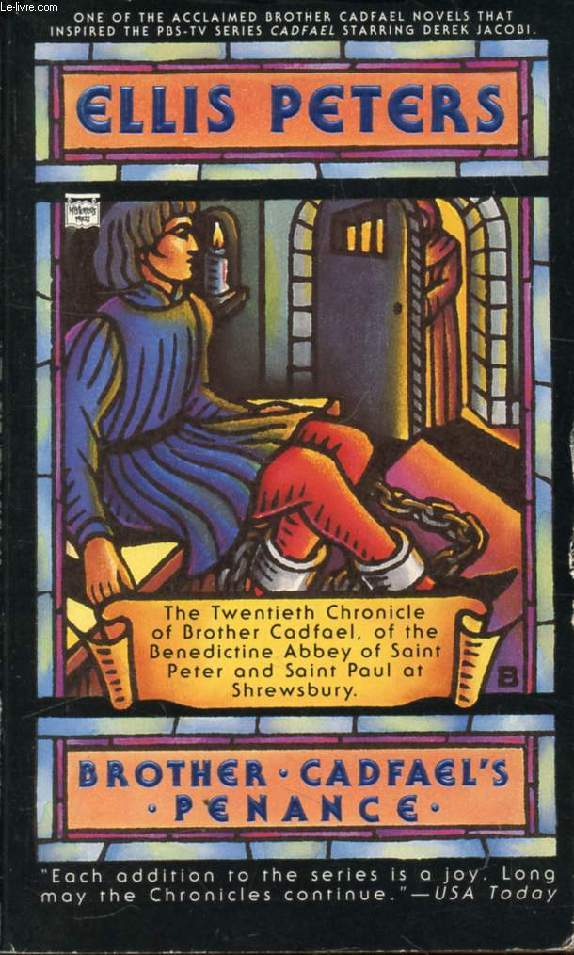 BROTHER CADFAEL'S PENANCE
