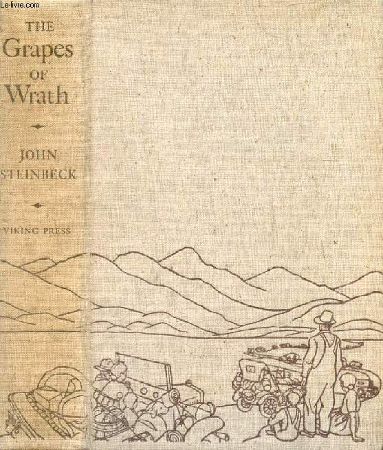 THE GRAPES OF WRATH (First Edition)
