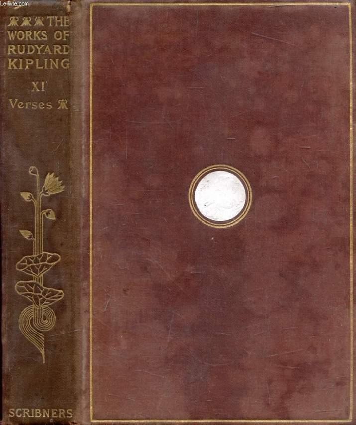 VERSES, 1889-1896 (THE WRITINGS IN PROSE AND VERSE OF RUDYARD KIPLING)