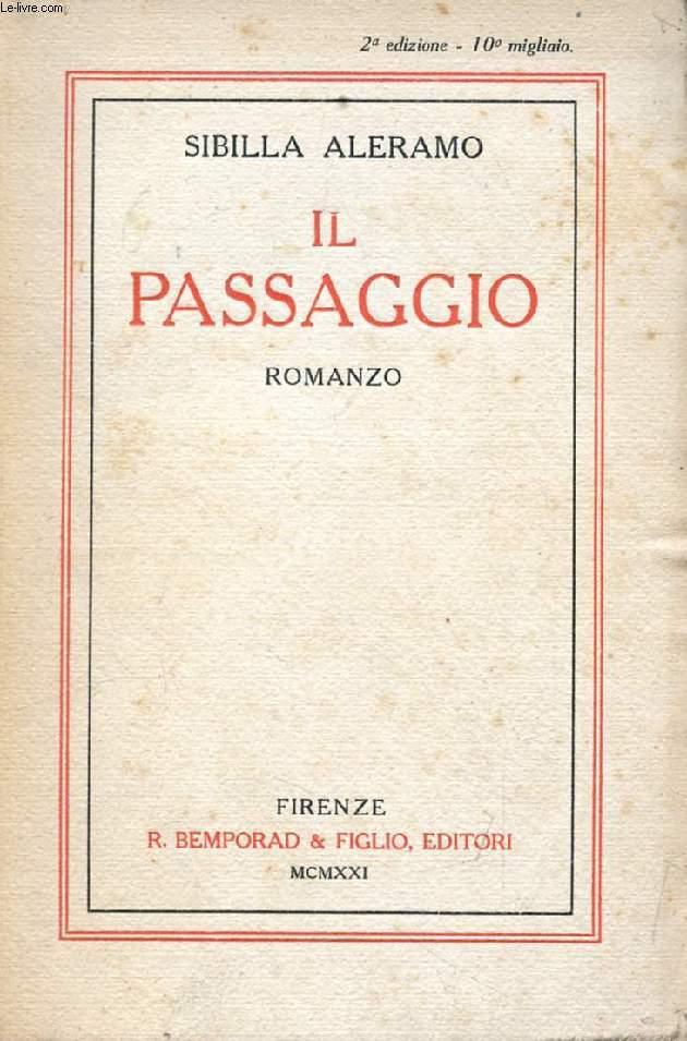 IL PASSAGGIO