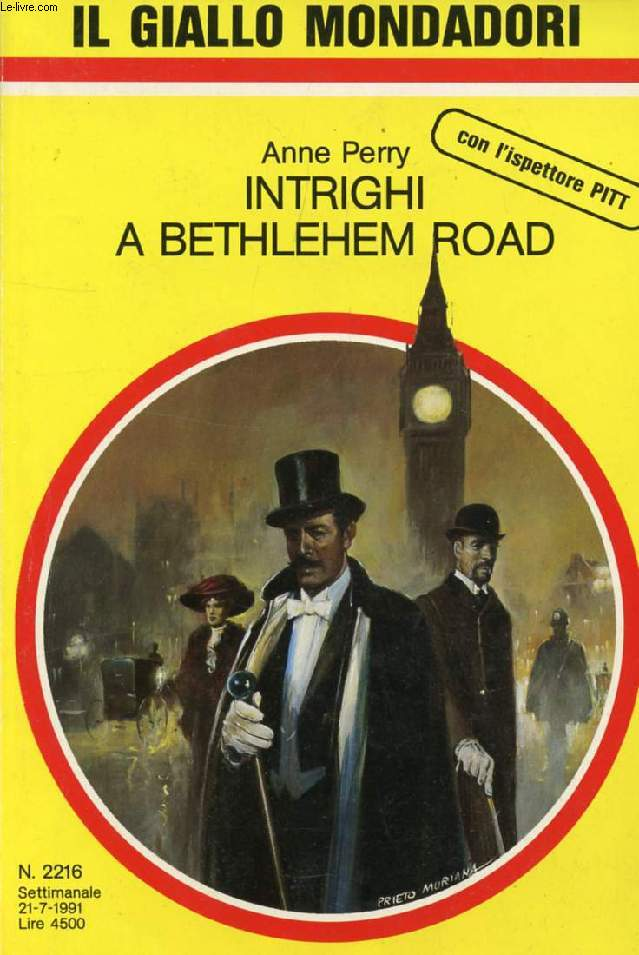 INTRIGHI A BETHLEHEM ROAD