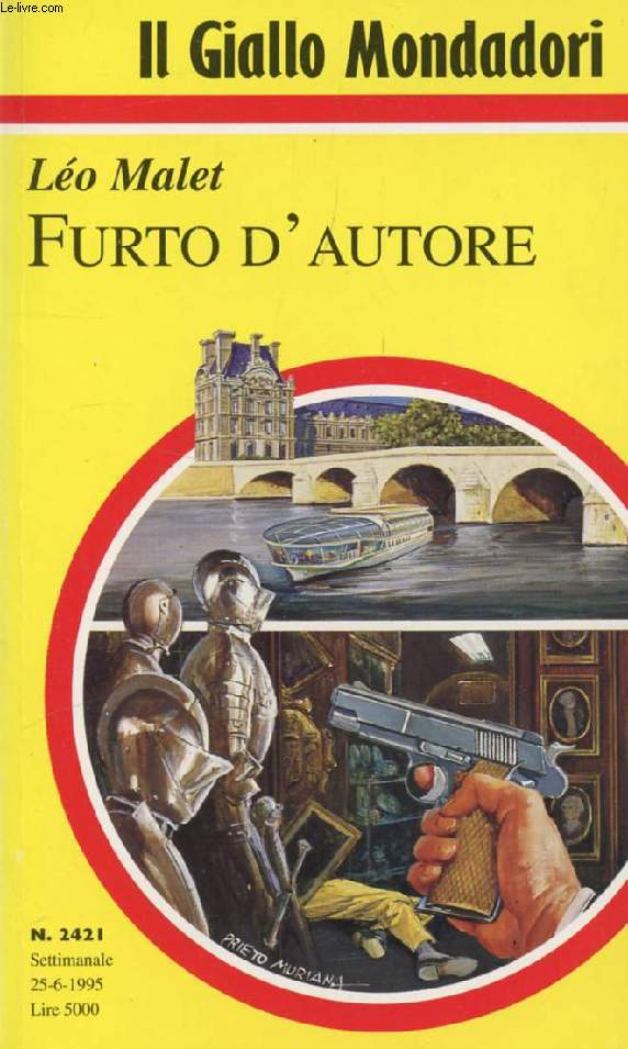 FURTO D'AUTORE