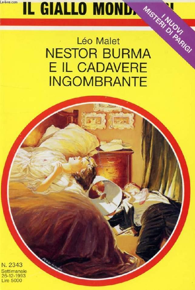 NESTOR BURMA E IL CADAVERE INGOMBRANTE