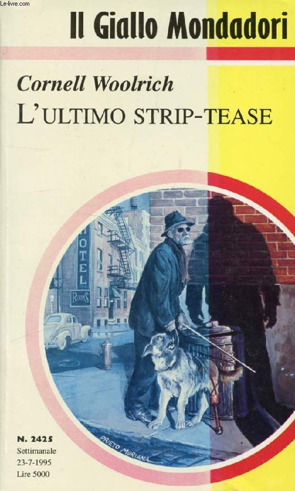 L'ULTIMO STRIP-TEASE
