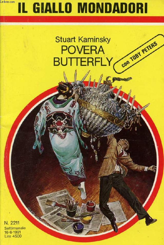 POVERA BUTTERFLY