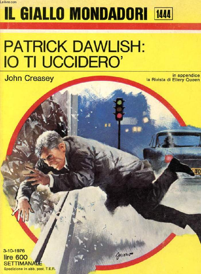 PATRICK DAWLISH: IO TI UCCIDERO'