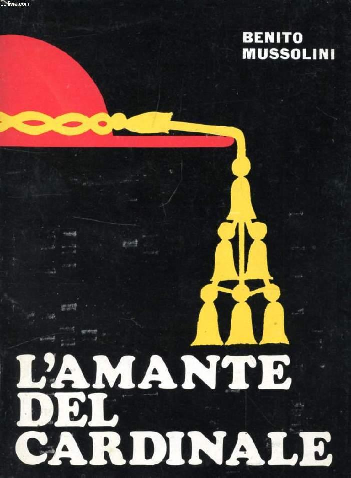 L'AMANTE DEL CARDINALE (CLAUDIA PARTICELLA)