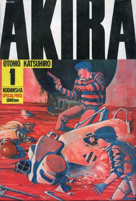 AKIRA, PART 1 (JAPONAIS)