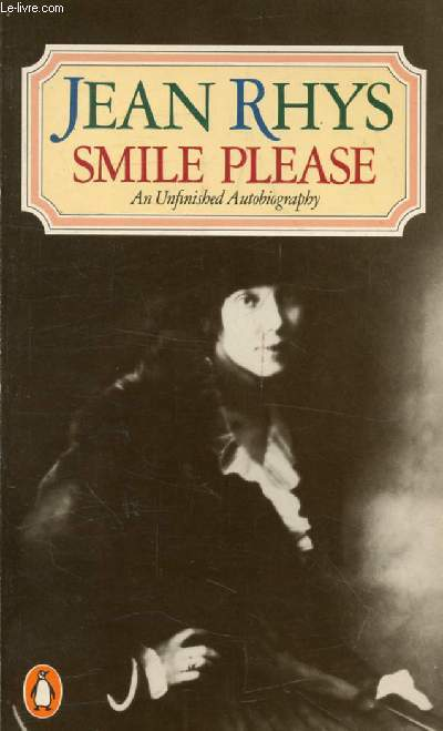 SMILE PLEASE, An Unfinished Autobiography