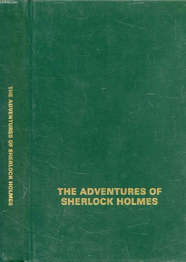 THE ADVENTURES OF SHERLOCK HOLMES (Les Aventures de Sherlock Holmes)