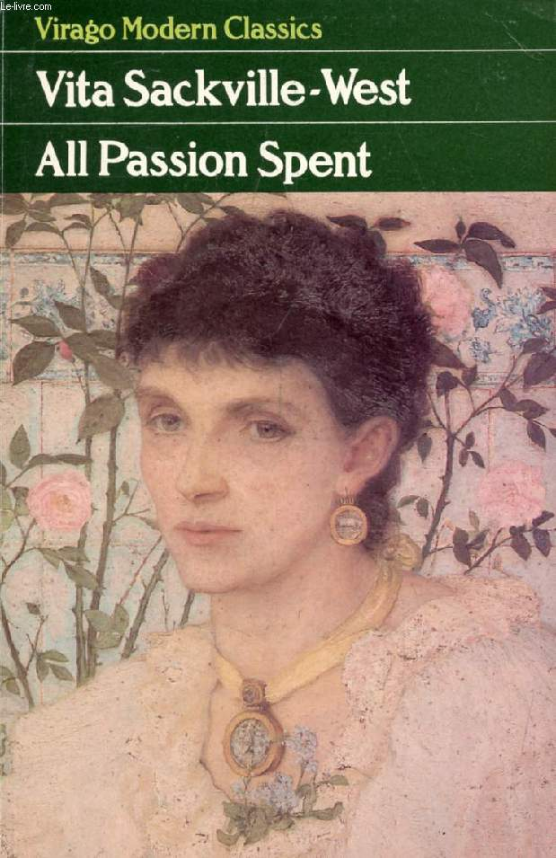 ALL PASSION SPENT