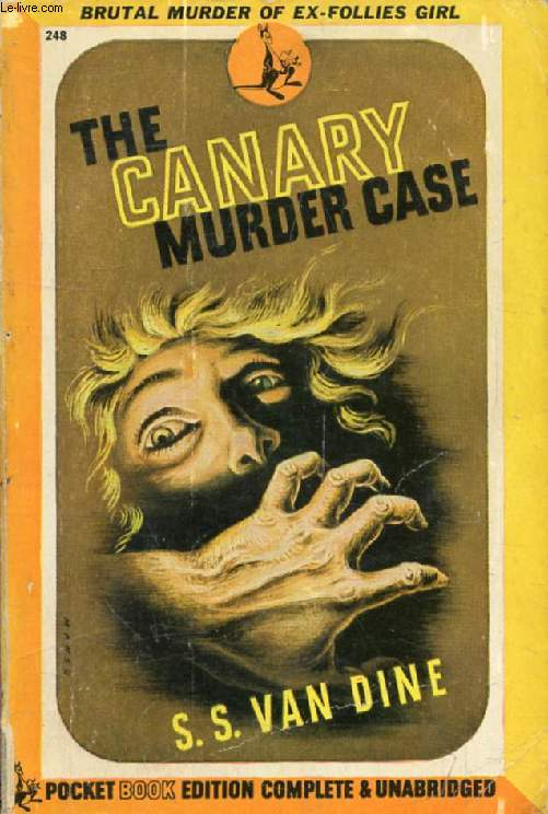 THE 'CANARY' MURDER CASE