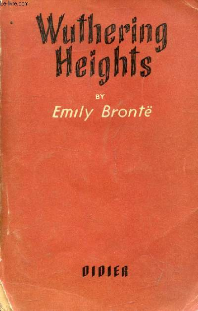 WUTHERING HEIGHTS, THE CENTRAL EPISODE