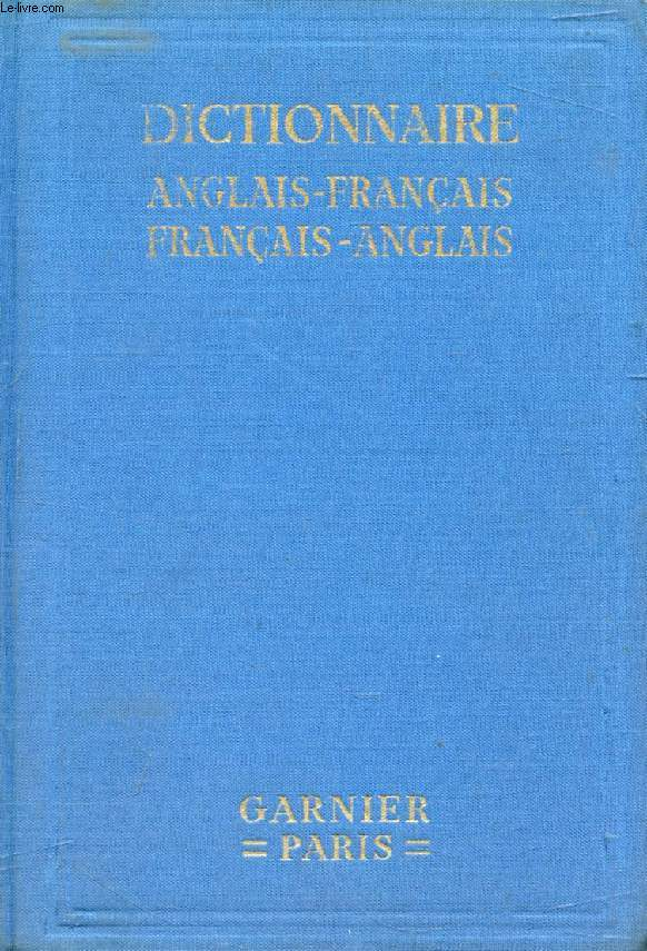A NEW FRENCH-ENGLISH AND ENGLISH-FRENCH DICTIONARY