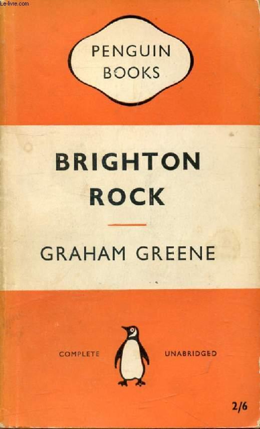 BRIGHTON ROCK, An Entertainment