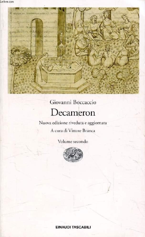 DECAMERON, VOLUME II