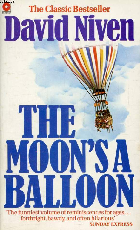 THE MOON'S A BALLOON