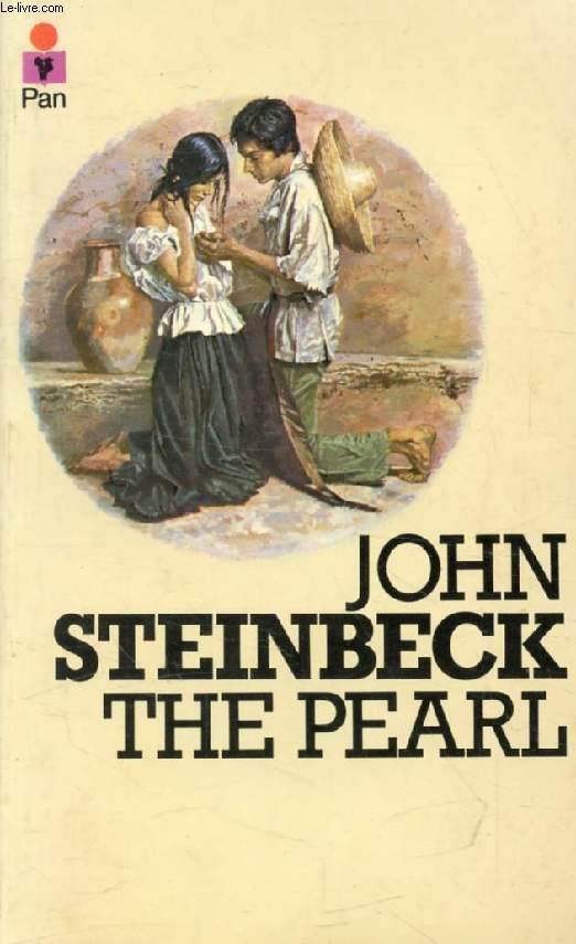 "essay questions on the pearl by john steinbeck Kino, the main character in the novel ""the pearl"" is an example of a common man faced with the daily concerns and dangers of living in poverty."