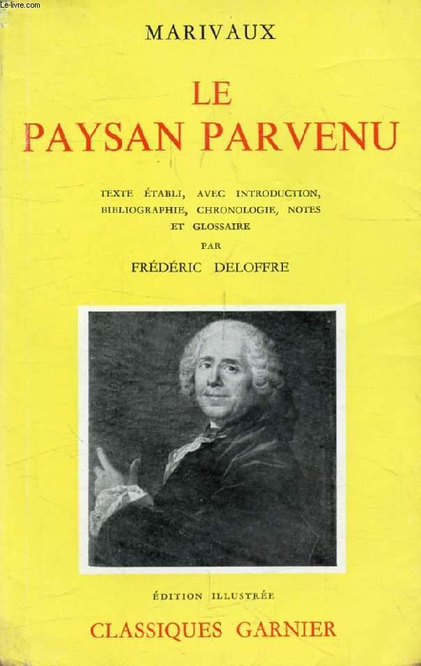 LE PAYSAN PARVENU